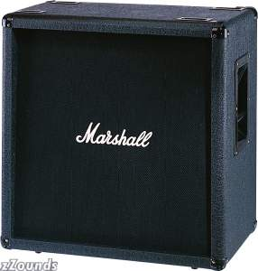 Marshall MG412B Straight Guitar Speaker Cabinet (120 Watts, 4x12 in.)