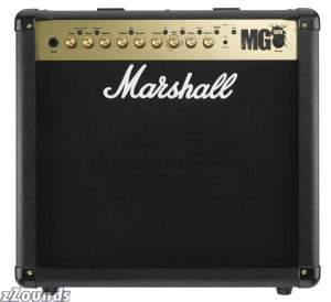 Marshall MG50FX Guitar Combo Amplifier (50 Watts, 1x12 in.)