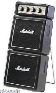 Marshall MS4 Not-So-Mini Mini Guitar Amplifier
