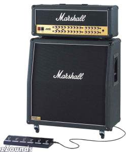 Marshall JVM Guitar Amplifier Half Stack