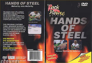 The Rock House Method Hands Of Steel Workout Routines For Guitarists Video