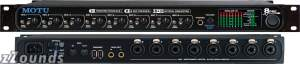 Mark of the Unicorn (MOTU) 8PRE 16x12 FireWire Audio Interface