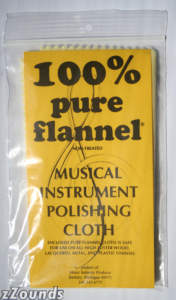 Music Industry Products Musical Instrument Polishing Cloth