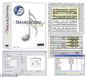 Musitek SmartScore X Songbook Edition Software (Mac and Windows)