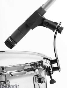 On-Stage Drum Rim Clip