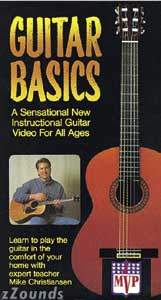 Guitar Basics Level 1 Video