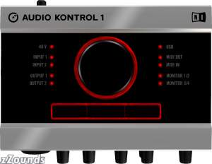 Native Instruments Audio Kontrol 1 Interface