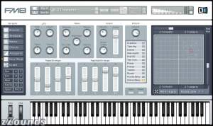 Native Instruments FM8 Software Synth (Macintosh and Windows)