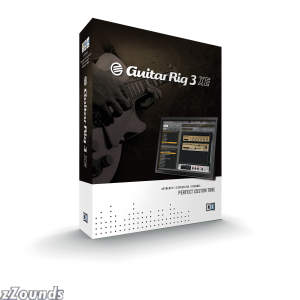 Native Instruments Guitar Rig XE Software (Macintosh and Windows)