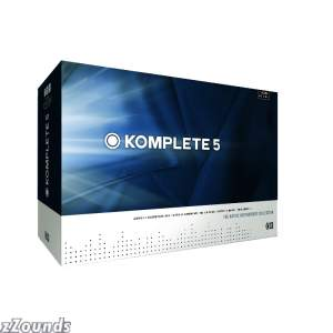 Native Instruments NI Komplete Bundle (Macintosh and Windows)