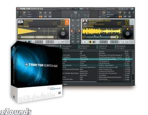 Native Instruments Traktor Duo DJ Software (Mac and Windows)