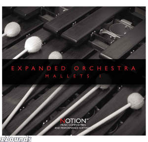 Notion Mallets 1 Sound Expansion Kit for Notion Software