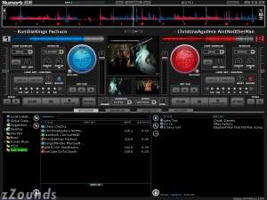 Numark Cue Professional DJ Software (Windows)