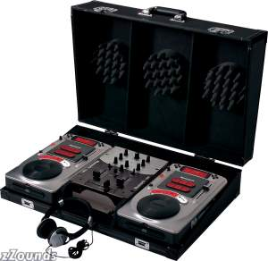 Numark Fusion 494 CD DJ Package
