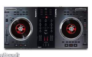 Numark NS7 DJ Performance Controller with Serato ITCH
