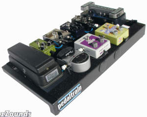 Pedaltrain 2 HC Pedalboard with ATA Flight Case