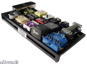 Pedaltrain Pro SC Pedalboard with Soft Case