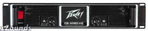 Peavey CS 4080HZ Power Amplifier (4080 Watts)