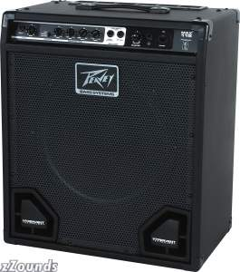Peavey MAX115 Bass Combo Amplifier (60 Watts, 1x15 in.)