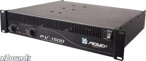 Peavey PV1500 Pro Stereo Power Amplifier