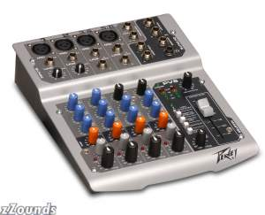 Peavey PV6 Mixer