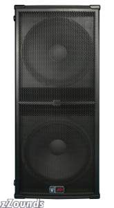 Peavey SP218 Subwoofer (2x18 in.)