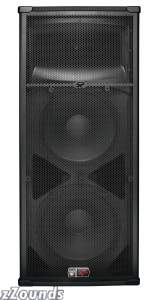 Peavey SP4 2-Way PA Cabinet (2000 Watts, 2x15 in.)