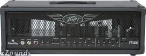 Peavey Valve King 100 Guitar Amplifier Head (100 Watts)