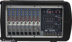 Peavey XR8300 Powered Mixer