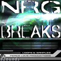 Peace Love Productions NRG Breaks: Trance and Breakbeat Loops