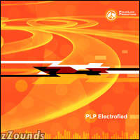 Peace Love Productions Electrofied: Electro Loops