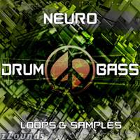 Peace Love Productions Neuro: Drum N Bass Loops and Samples