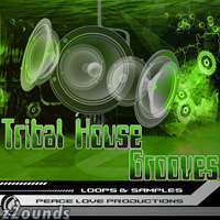 Peace Love Productions Tribal House Grooves: Loops and Samples