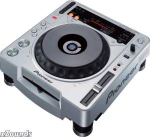 Pioneer CDJ-800 MK2 DJ CD/MP3 Player