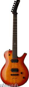 Parker PM20PRO Flame Top Electric Guitar (with Gig Bag)