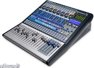PreSonus StudioLive 16-Channel Digital Mixer with FireWire Interface