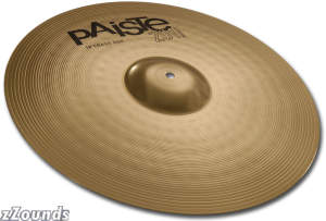 Paiste 201 Bronze Series Crash/Ride Cymbal