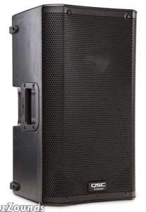 QSC K10 2-Way Powered Speaker (1000 Watts, 1x10 in.)