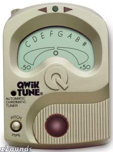 Qwik Tune QT12 Chromatic Tuner