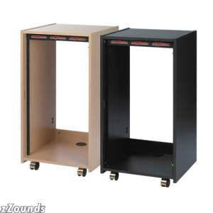 RaXXess ERK20M 20-Space Elite Rack (Maple)