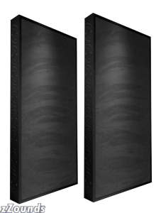 Ready Acoustics C424BK Chameleon Bass Traps (Black)