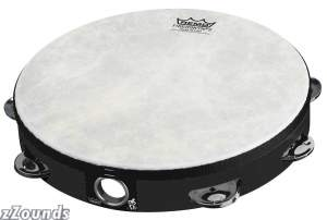Remo Fiberskyn 3 Pretuned Head Tambourine (Single Row)