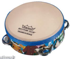 Remo Rhythm Club Tambourine