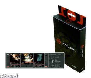 Rane Video SL Plugin for Scratch Live