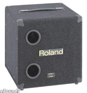 Roland KCW1 Powered Subwoofer (200 Watts)