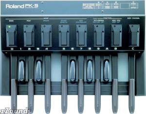 Roland PK-5 Dynamic MIDI Pedal