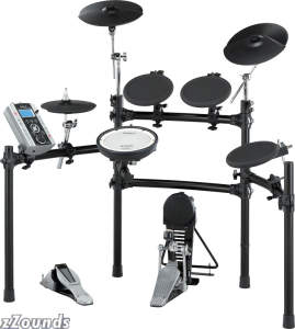 Roland TD9S V-Tour Electronic Drum Set with Mesh Snare Heads