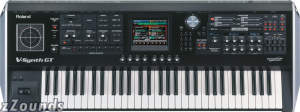 Roland V-Synth GT Synthesizer
