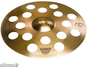 Sabian APX O-Zone Crash Cymbal
