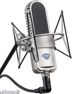 Samson VR88 Velocity Ribbon Microphone